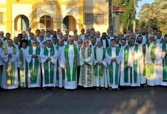 Clero Diocesano estará em Retiro Espiritual de 11 a 15 de fevereiro